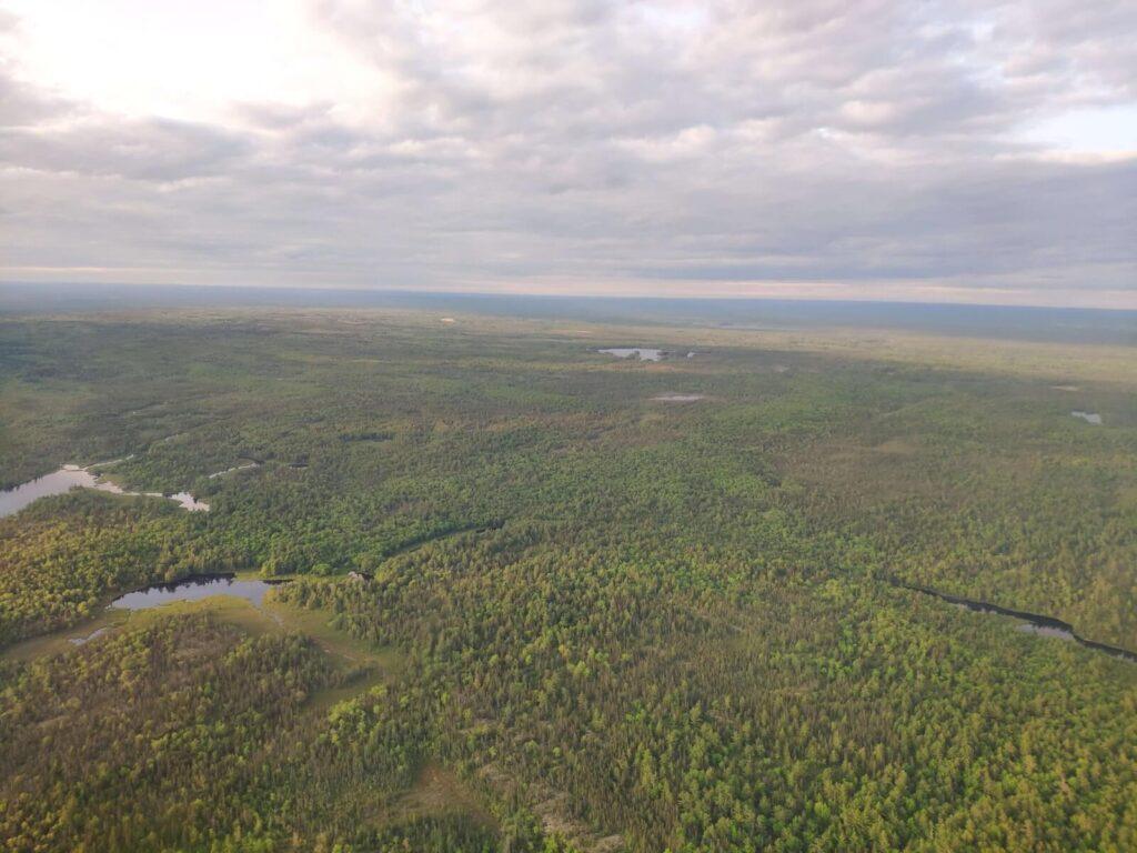 Nova Scotia von oben