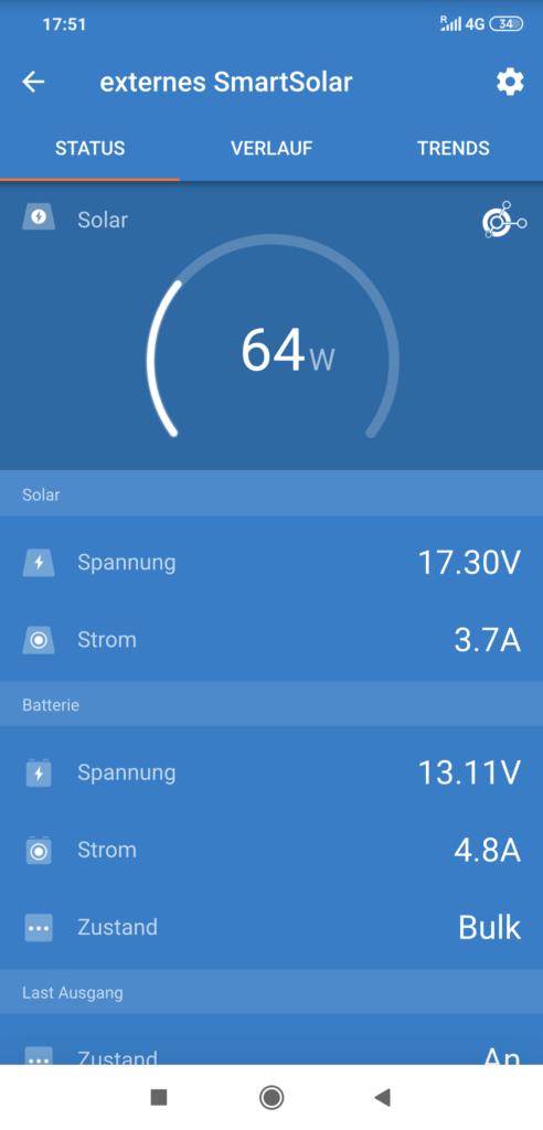 64W Solar