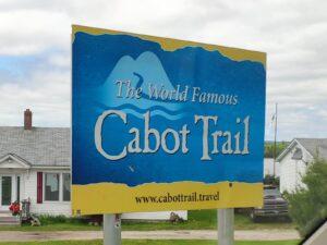"""04.07. bis 07.07.2019 :  """"Der Cabot Trail"""" und """"Whale Watching"""""""