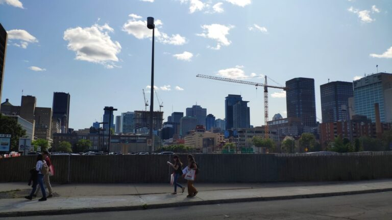 Montréal modern