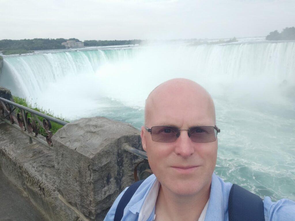 08.08. bis 13.08.2019: Wir bereisen die größte Stadt Canadas: Toronto. – Wir wurden eingeladen, auf einer Farm zu übernachten!! – Endlich an den Niagarafällen.