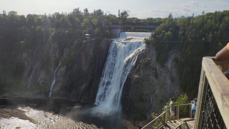 Wasserfall komplett