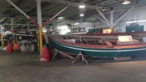 Astoria altes Schiff