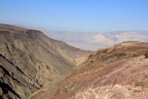 Berge vor der Wüste