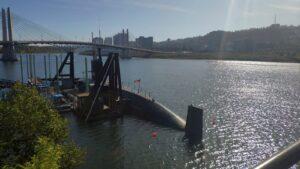 U-Boot von aussen
