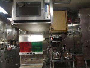 U-Boot Küche