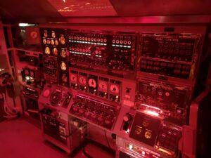 U-Boot Technik im Rotlicht