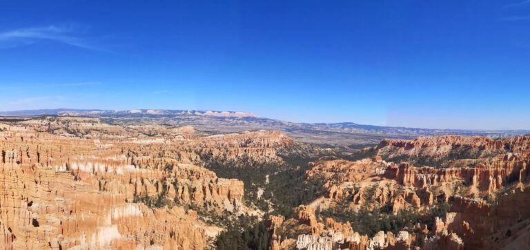 Bryce Canyon Überblick