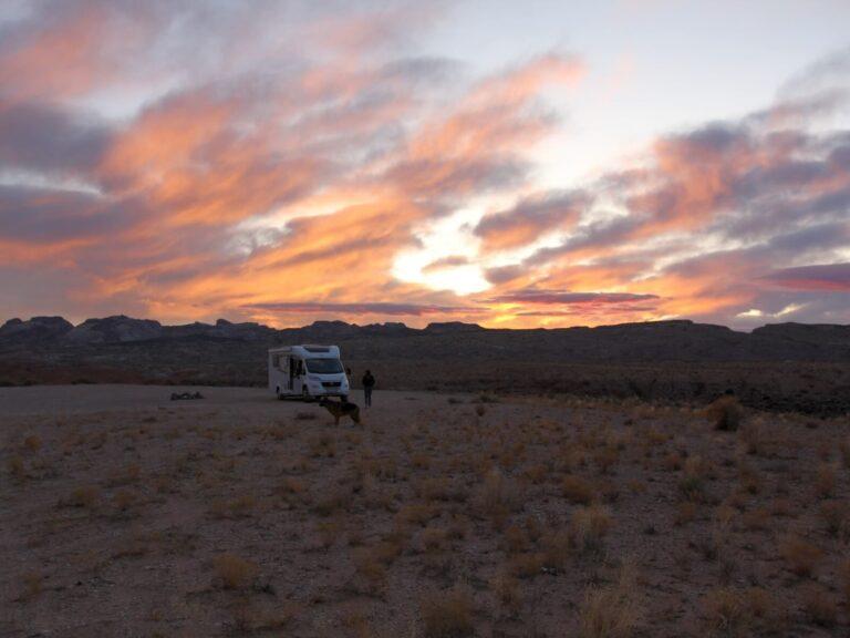 14.10.2019 bis 25.10.2019: Die große Nationalpark Tour TEIL 1! Die geballte Ladung Action! Natur pur! Mit Hunden und Wohnmobil unterwegs in den National Parks der USA