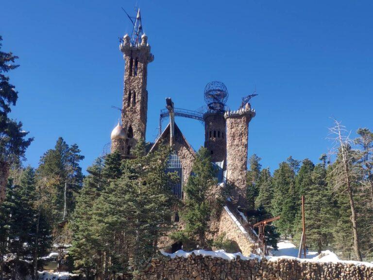 """26.10.2019: Bishop Castle """"Die verrückt-geniale Burg"""" !"""