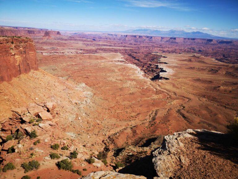 Felsen in Canyonlands