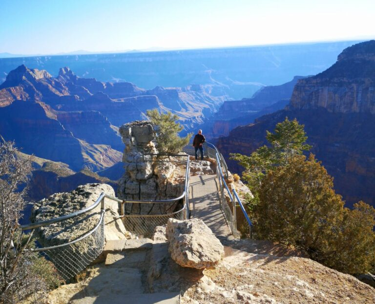 Grand Canyon North Rim Aussicht