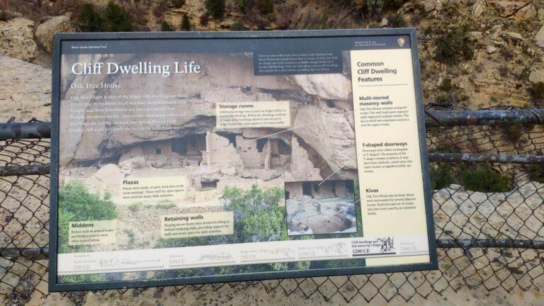 Mesa Verde Erklärung der Stadt