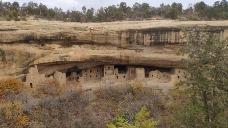 Gebäude in Mesa Verde