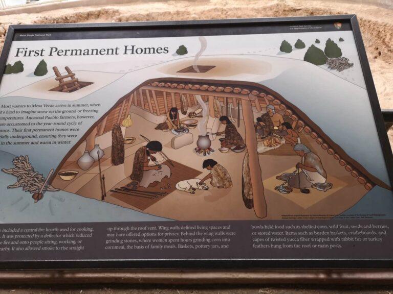 Rekonstruktion der Wohnräume