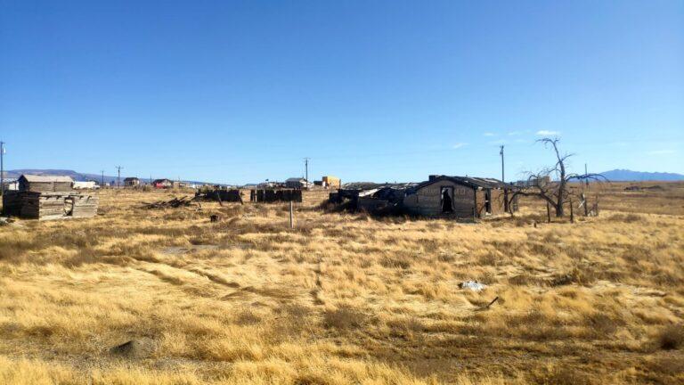 Verlassene Häuser