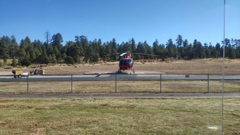 Helikopter aussen