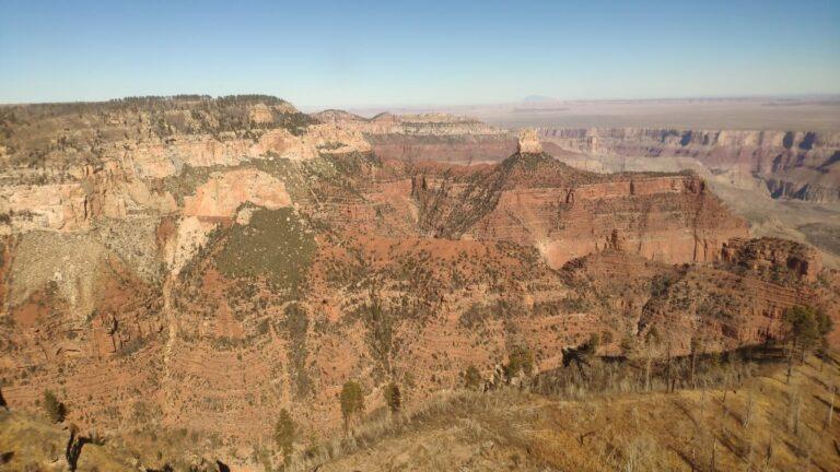 Canyon seitlich