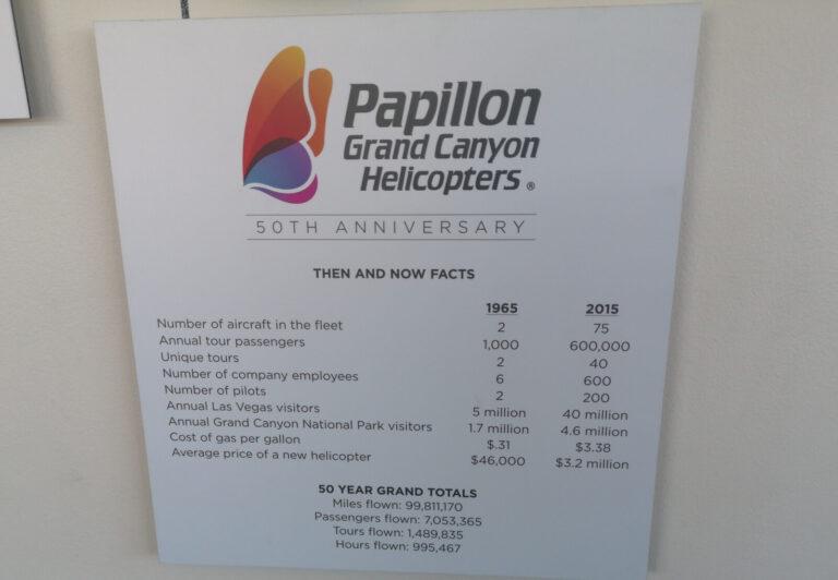 Papillon Infoschild