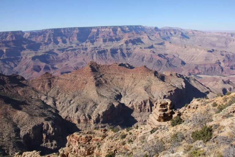 Grand Canyon Felsen