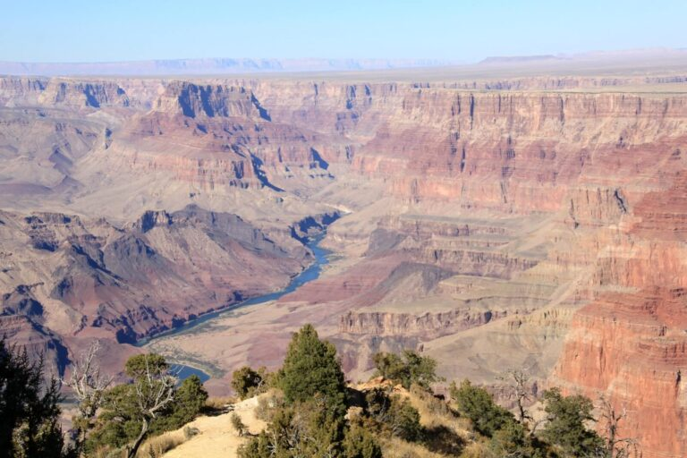 Grand Canyon Fluß