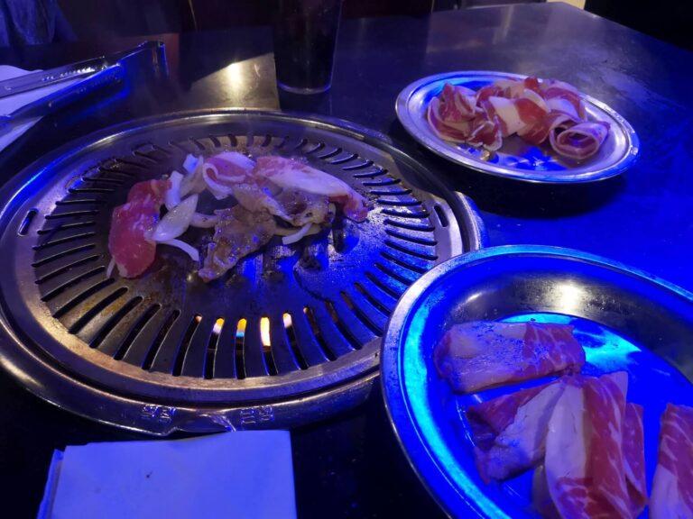 BBQ koreanisch