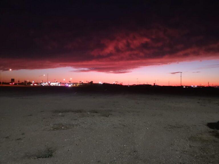 Bluewater Sonnenuntergang