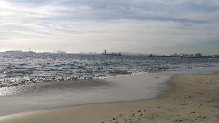 Bohrinseln Long Beach