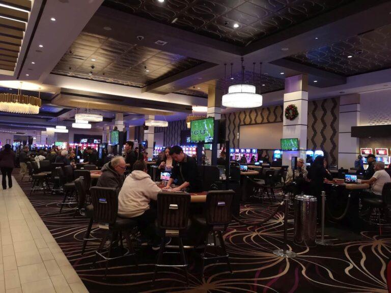 Casino Spieltische