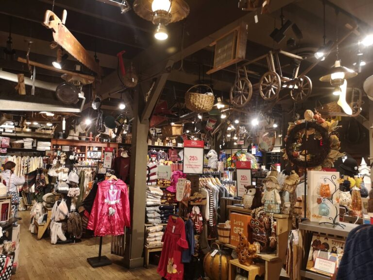 Cracker Barrel Shop