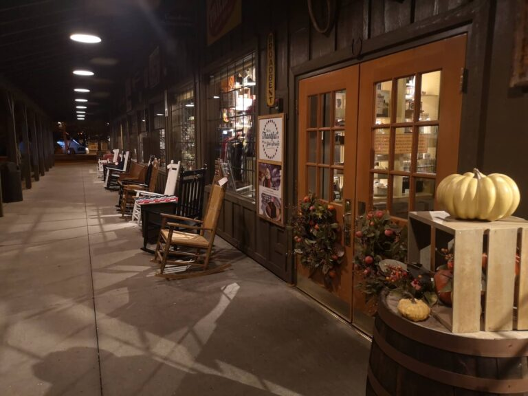 Cracker Barrel aussen