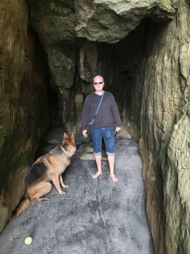 Del Mar Höhle