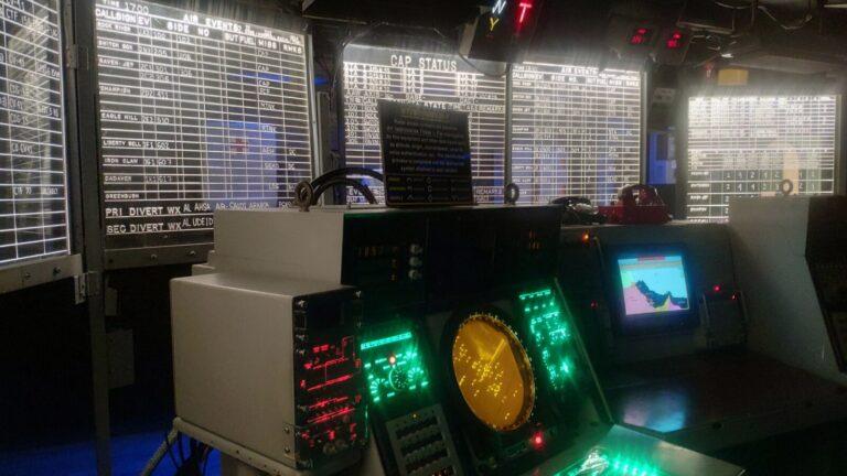 Flugeugträger Radar
