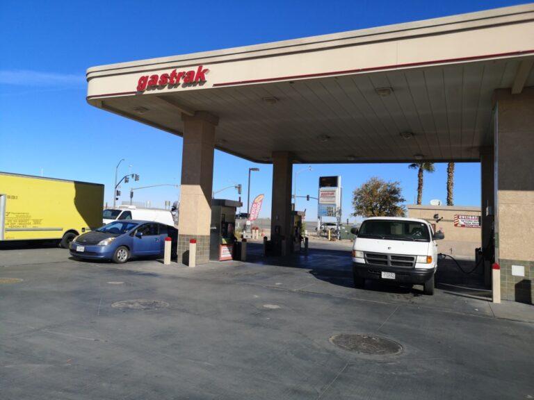 Gastrak Tankstelle Calexico