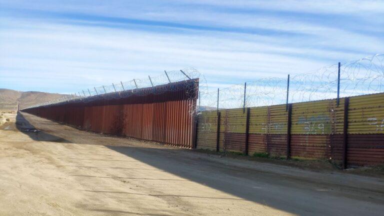 Grenze Mexico