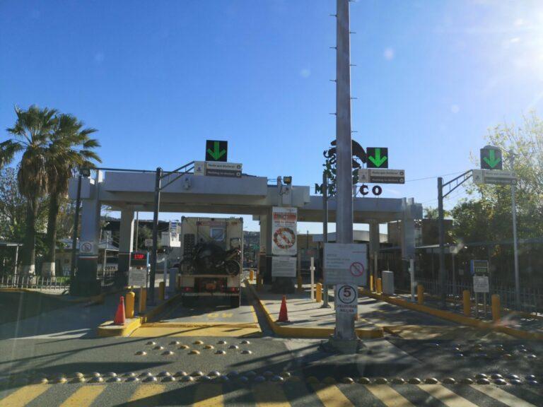 Grenze Tecate