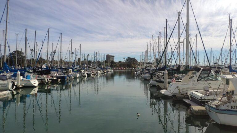 Hafen von Oceanside