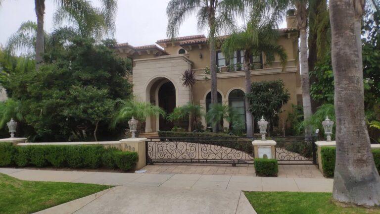 Haus in Beverly Hills
