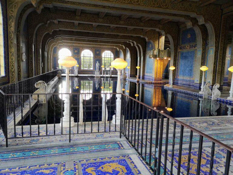 Hearst Castle Indoorpool