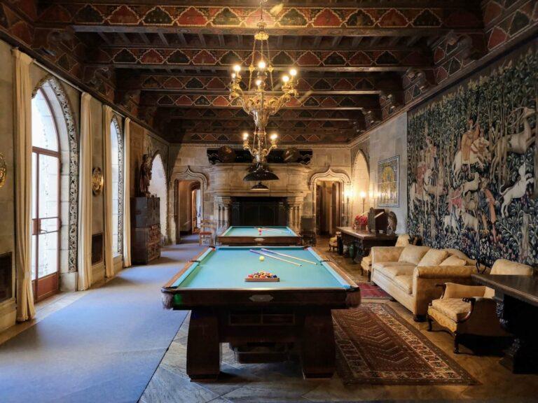 Hearst Castle Spielzimmer