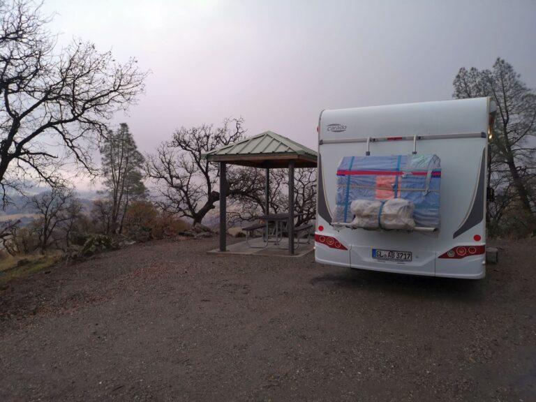 Laguna Mountain Stellplatz
