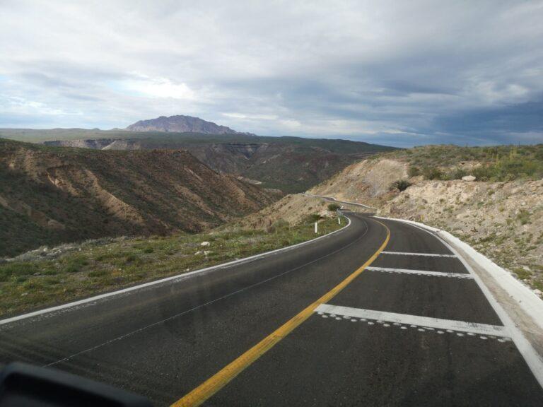 Landschaft Baja