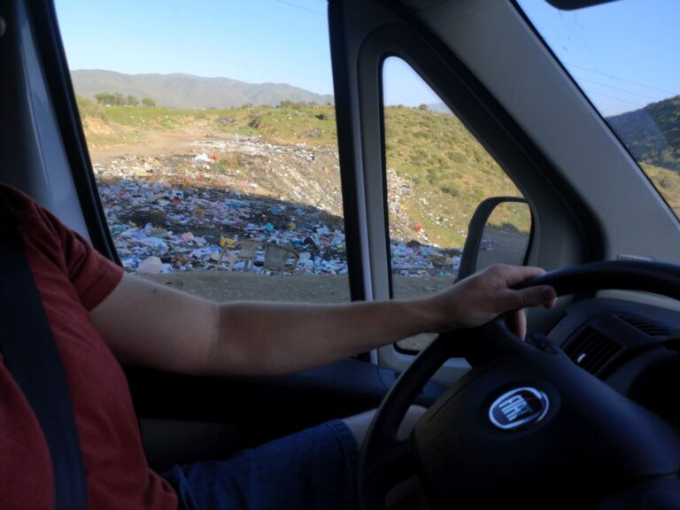 Mexico Müllproblem