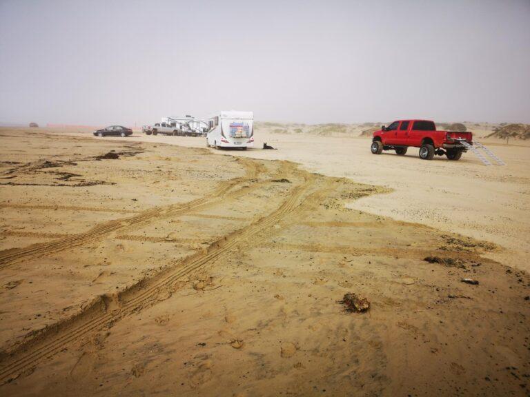 Neuer Stellplatz Pismo Beach