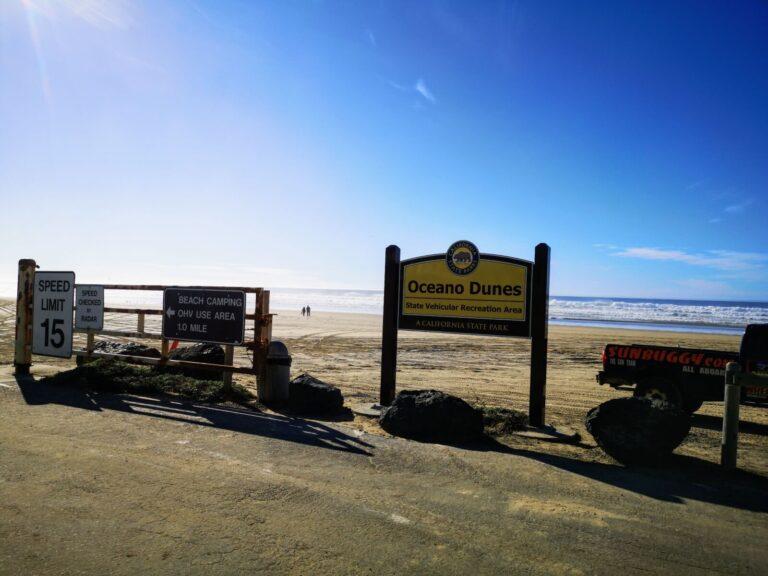 Ocean Dunes Pismo Beach