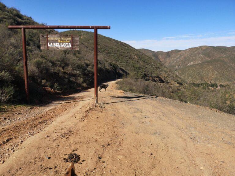 Schild Rancho