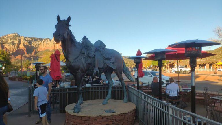 Pferd in Sedona