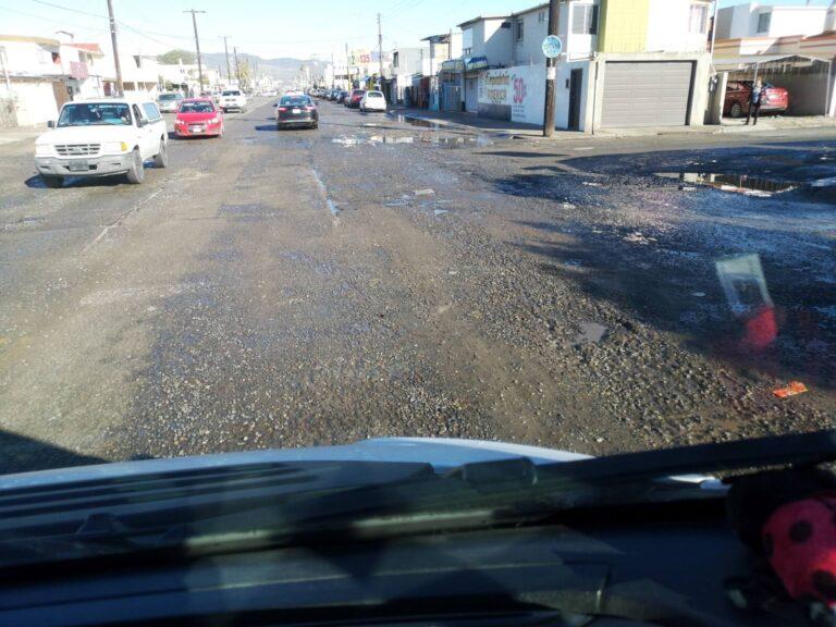 weitere Straße Ensenada