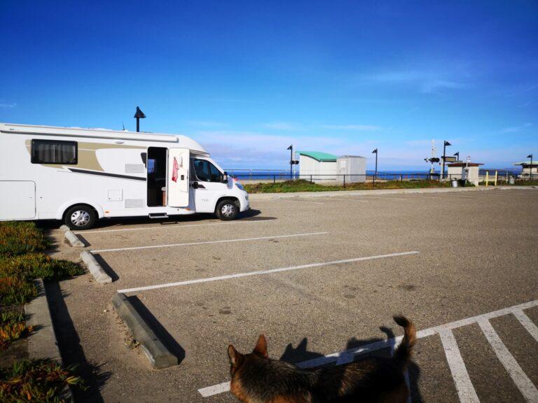 Surf Beach Stellplatz