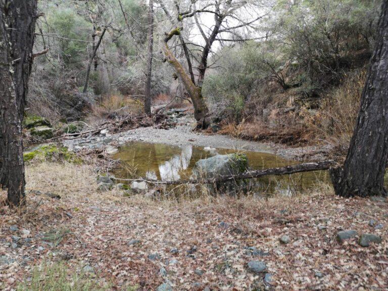 Wanderweg Wasser